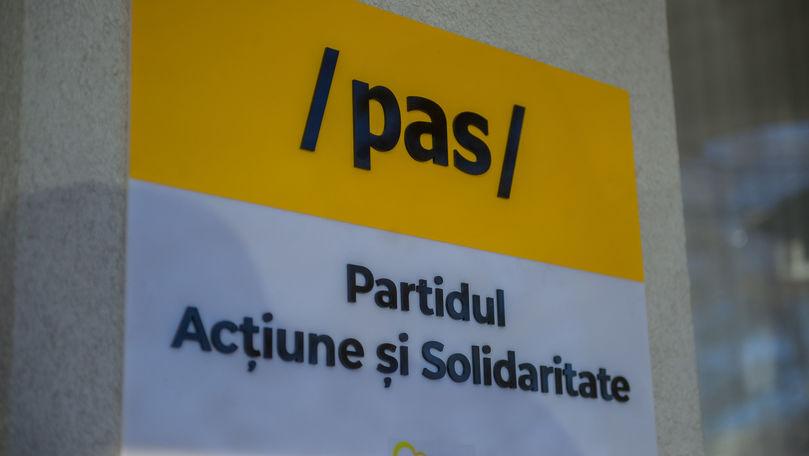 Munteanu: Doar PAS dorește cu adevărat alegeri parlamentare anticipate