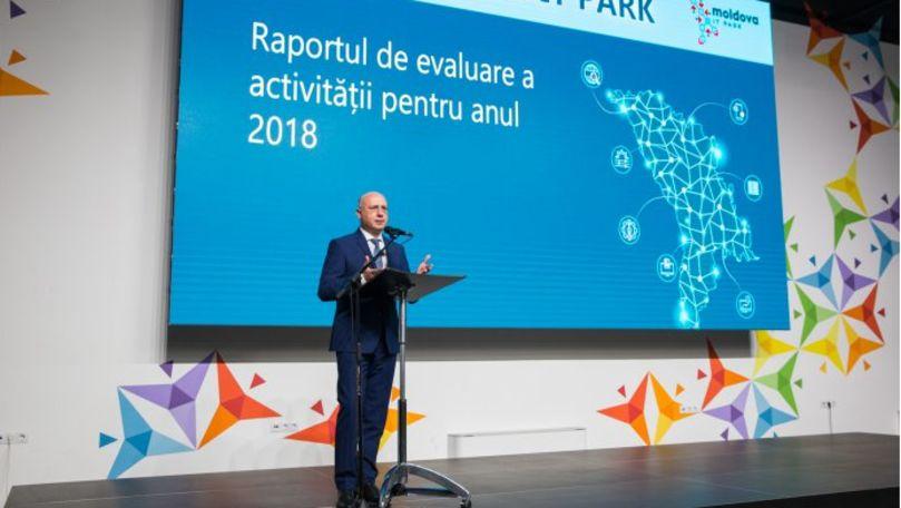Pavel Filip: Sectorul IT este șansa pentru dezvoltarea economică a țării