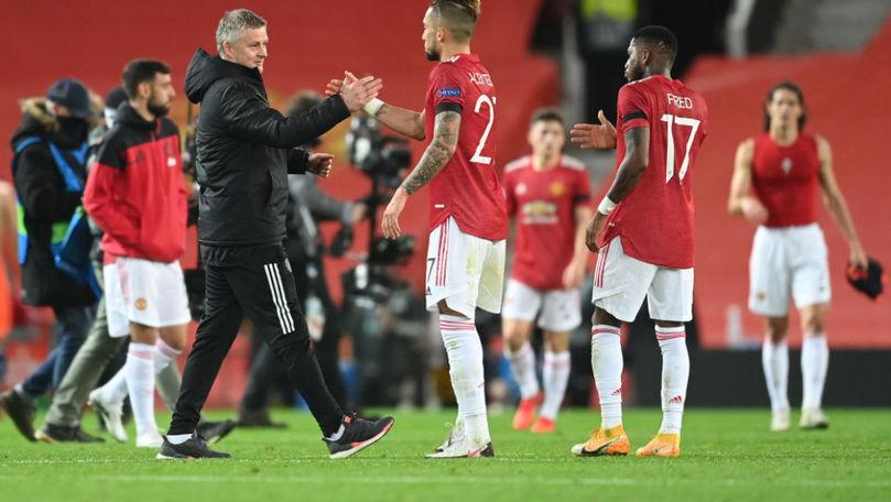 Manchester United a făcut primul transfer post-Brexit