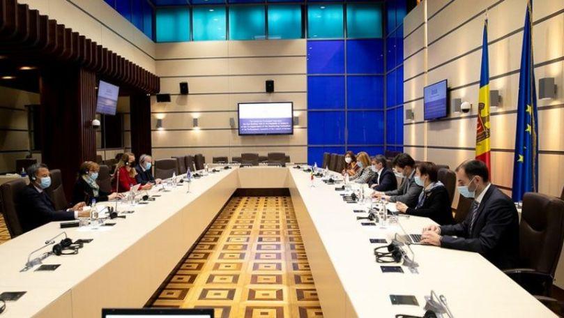 Igor Grosu: Succesul R. Moldova depinde de reușita reformei în justiție