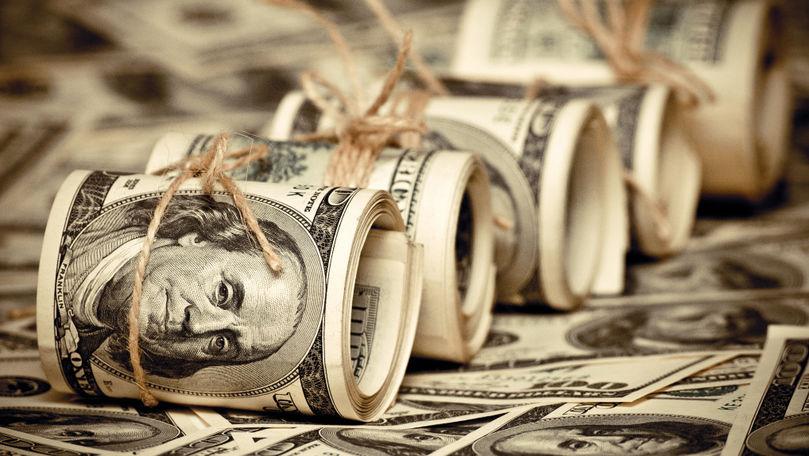 Leul moldovenesc s-a depreciat în raport cu dolarul în octombrie 2020