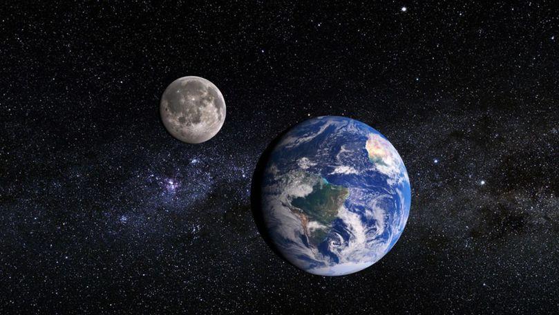 Pământul şi Luna nu au exact aceeaşi compoziţie, aşa cum era de aşteptat