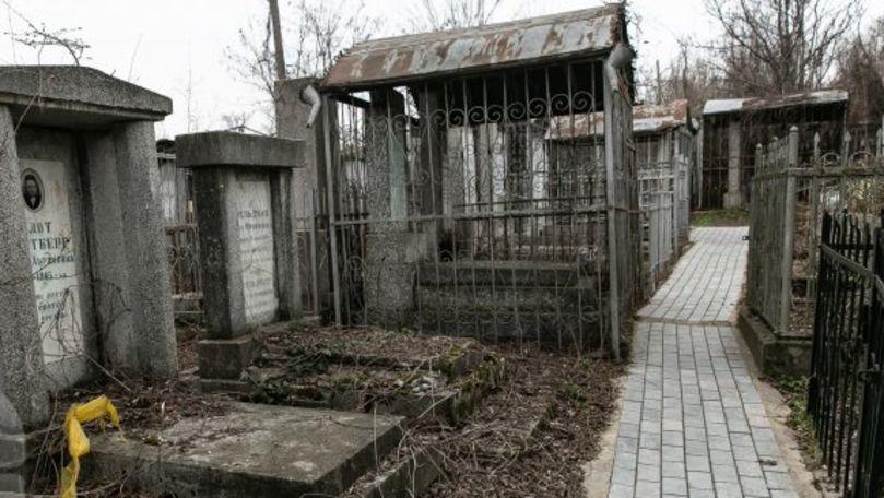 Un cimitir evreiesc din Călărași ar putea deveni atracţie turistică