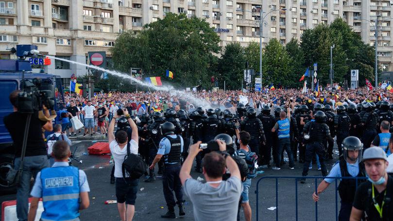 Cine e principalul vinovat pentru protestele violente din România