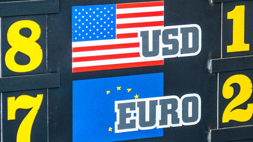 Curs valutar 13 octombrie 2021: Cât valorează un euro și un dolar