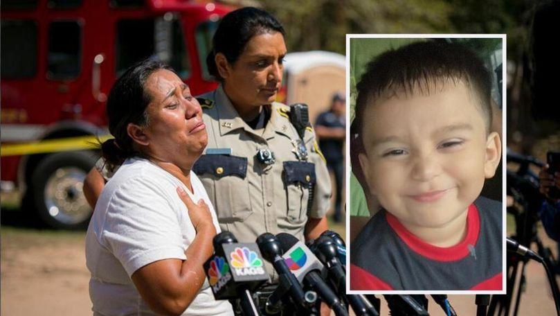 Băiețel de 3 ani, găsit în viață după 4 zile de căutări