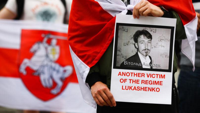 Activist din Belarus, mort în închisoare: Ce spune soția sa