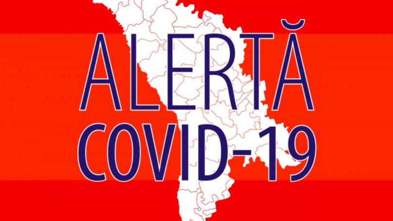 Cod Roșu de COVID-19 în Moldova: Raioanele excepție și topul vaccinării