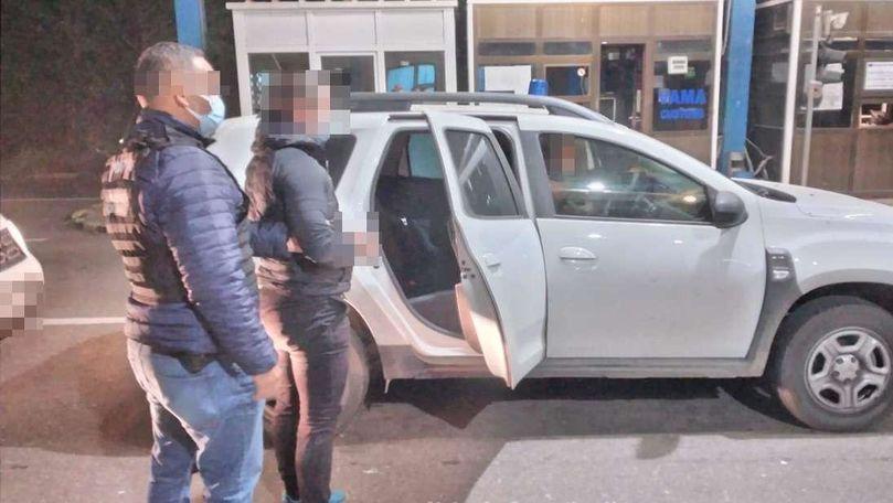 Moldoveni căutați de autoritățile din Austria și Germania au fost reținuți
