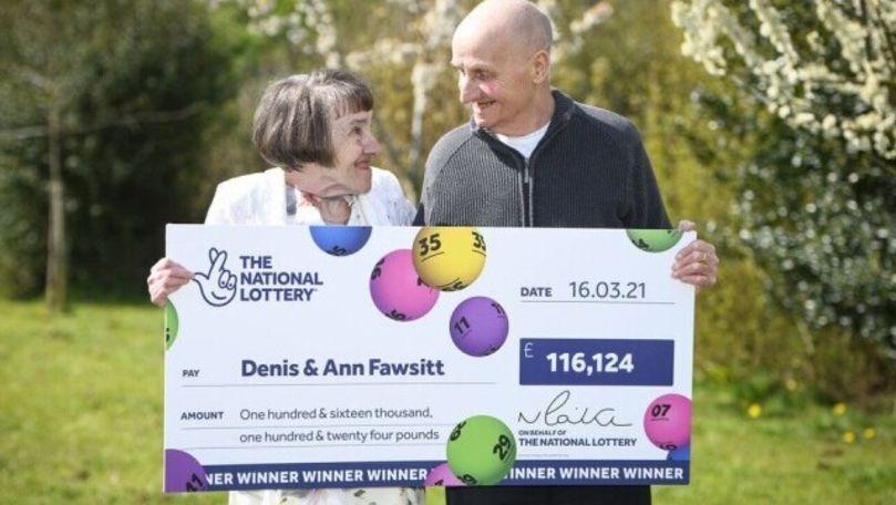 Metoda inedită prin care un britanic a câștigat la loto 133.000 de euro