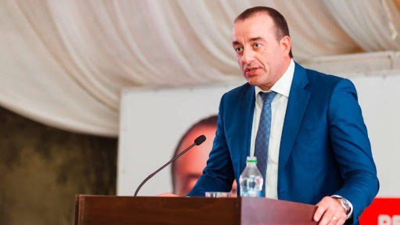 Comisia juridică propune ridicarea imunității deputatului Petru Jardan