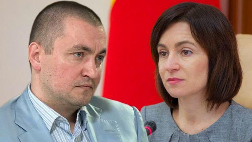 Platon vorbește ca Dodon: Sandu nu poate conduce R. Moldova
