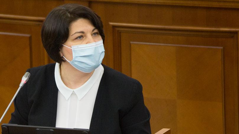 Cine este Natalia Gavrilița, candidatul desemnat la funcţia de premier