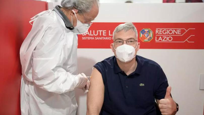 Italia: 80% din populația de peste 12 ani, vaccinată cu schema completă