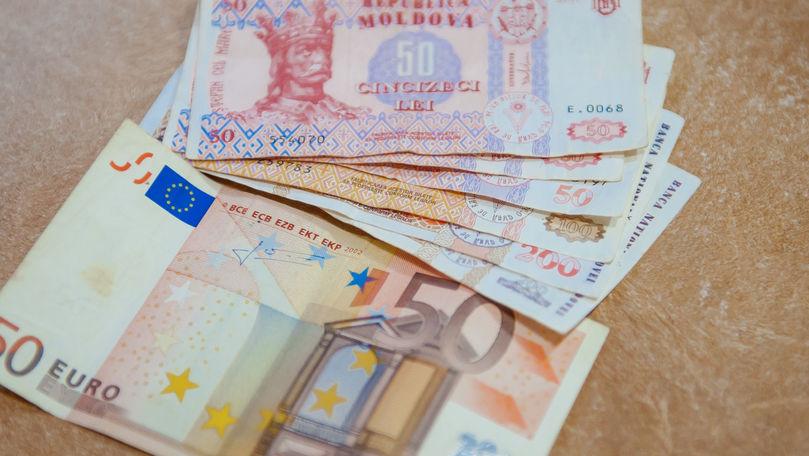 BNM: Cea mai mare creștere a rezervelor valutare din istoria Moldovei