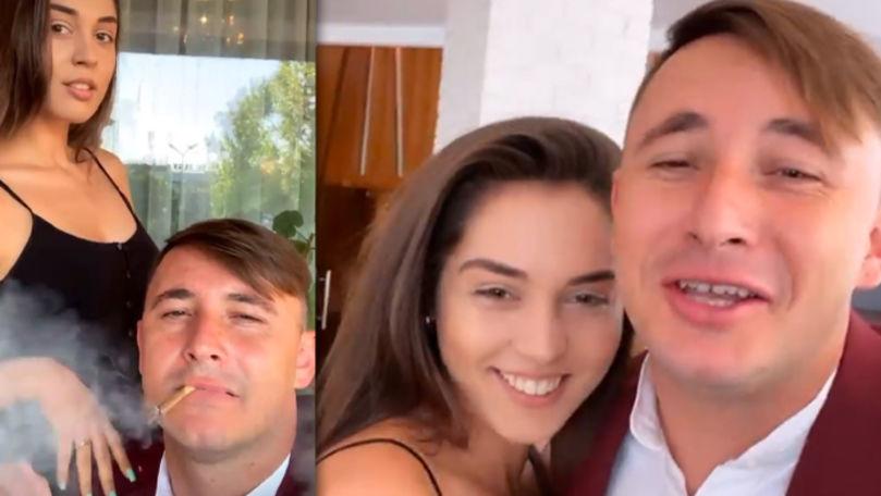 Emilian Crețu își ia adio de la viața de burlac? Cine ar fi mireasa