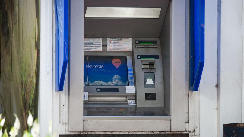 Gest admirabil: Au găsit bani în bancomat și i-au predat la poliție din Cahul