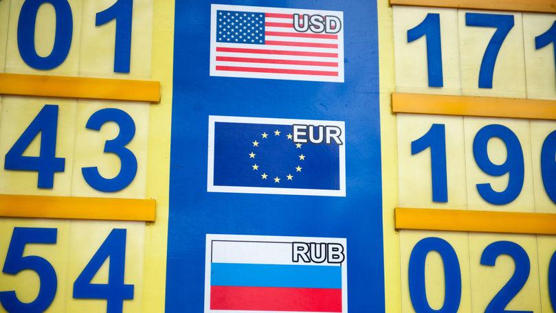 Curs valutar 14 august 2021: Cât valorează un euro și un dolar