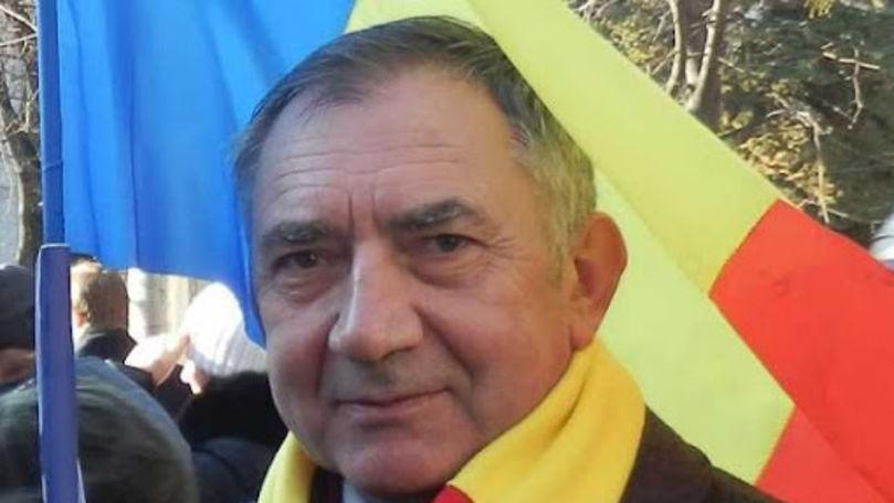 Directorul liceului român Lucian Blaga din Tiraspol, rănit în accident