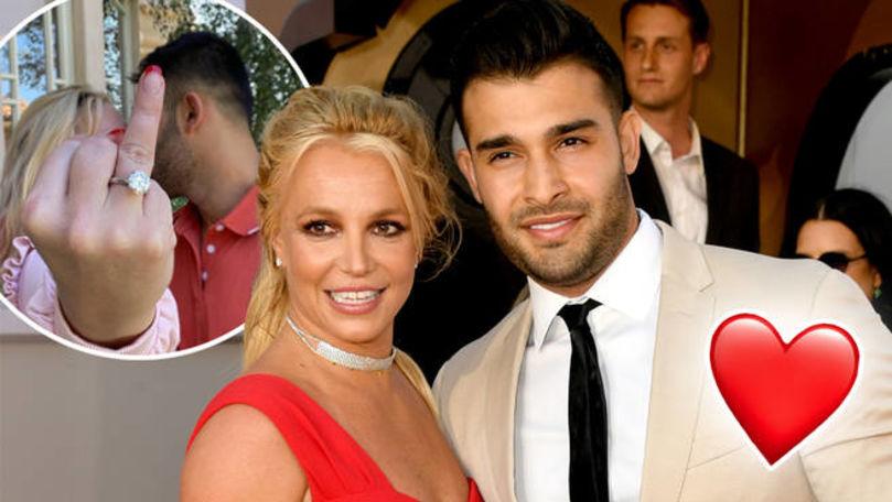 Britney Spears a anunțat că s-a logodit: Mesajul postat de cântăreață