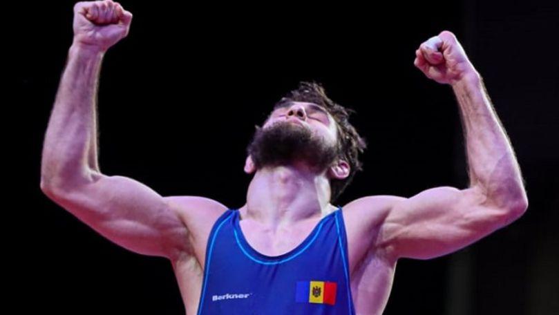 R. Moldova a obținut o medalie de bronz la Campionatul European de Lupte