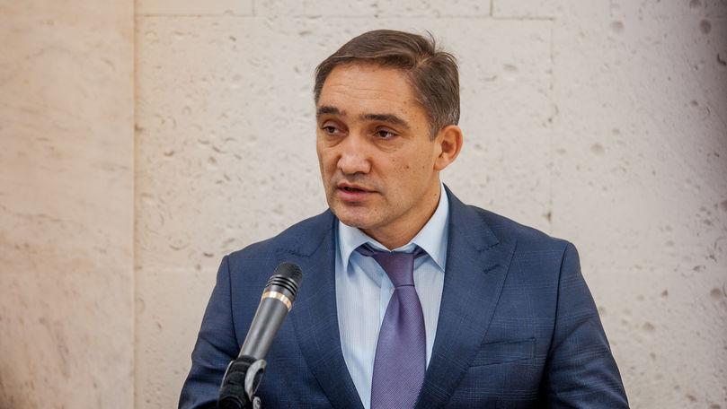 Stoianoglo: Principalul coordonator și beneficiar al furtului miliardului este Plahotniuc