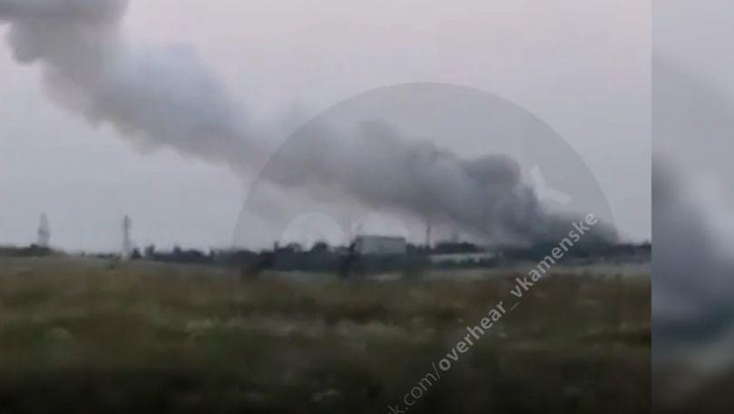 Explozie puternică la o uzină chimică din Rusia: 7 persoane, spitalizate