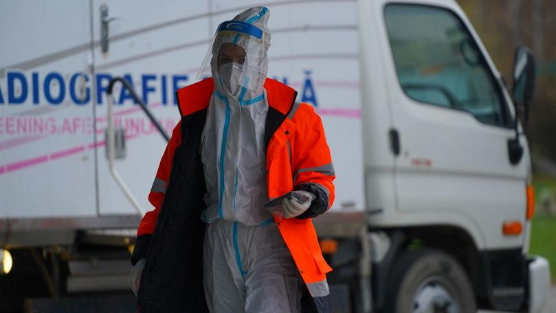 Alerta specialiștilor după scăderea numărului de infectați în R. Moldova