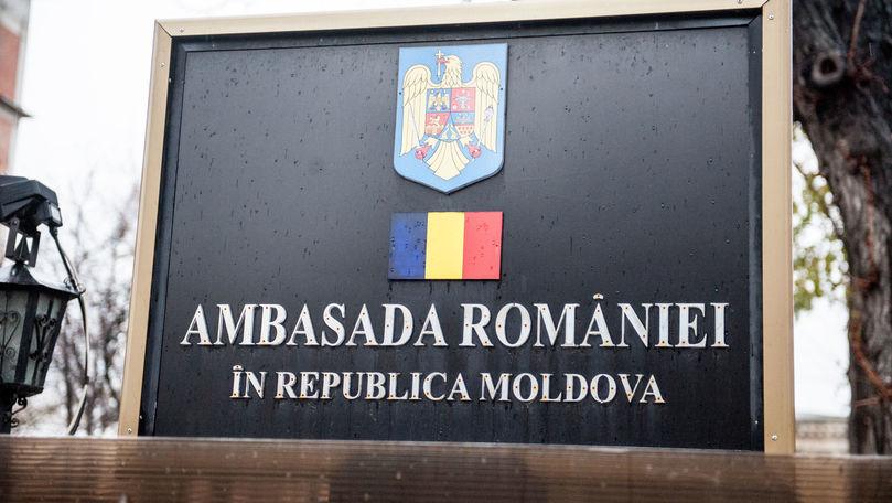 Secția Consulară a Ambasadei României la Chișinău își modifică programul