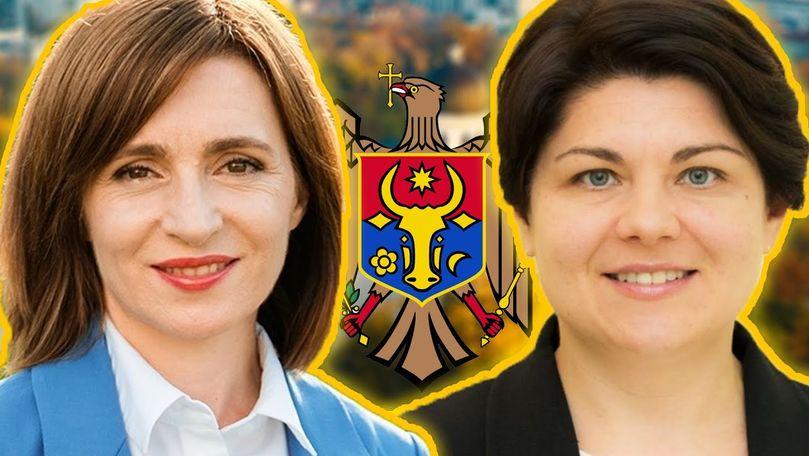 Presa: R. Moldova va fi condusă de două femei, ambele cu masterate la Harvard