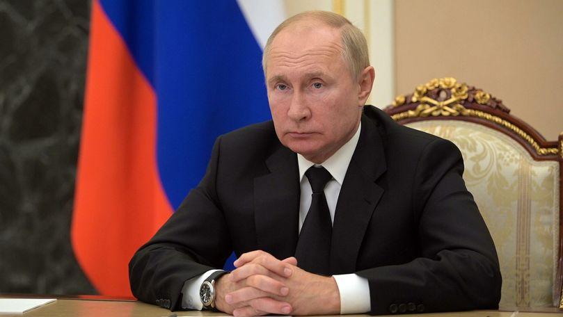 Putin se teme de teroriștii din Afganistan: Teroriștii sunt activi