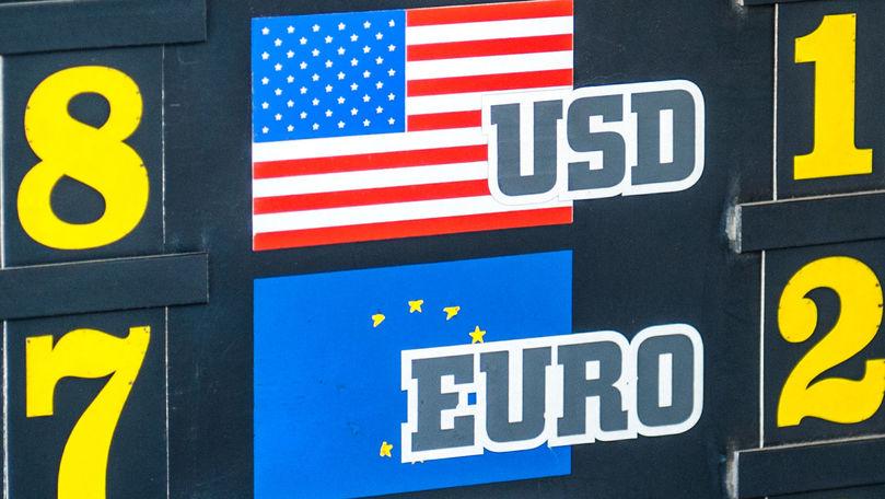 Curs valutar 16 august 2021: Cât valorează un euro și un dolar