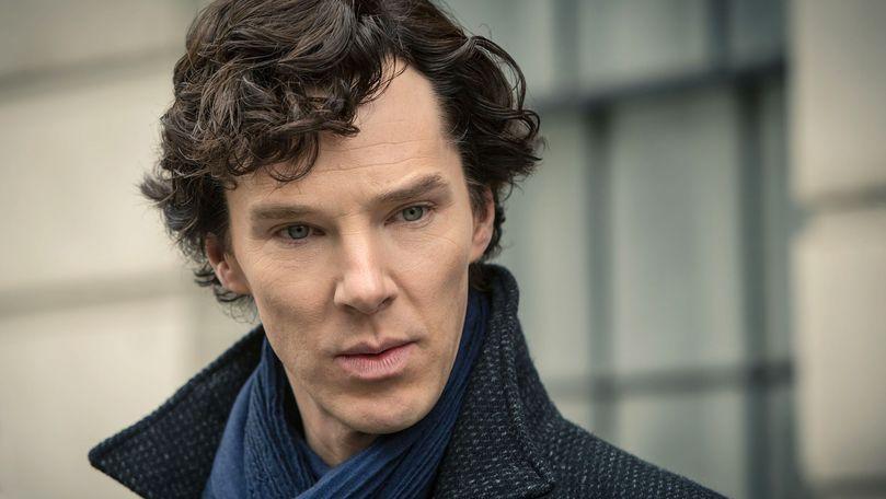 Actorul Benedict Cumberbatch crede că a fost pacientul zero al pandemiei