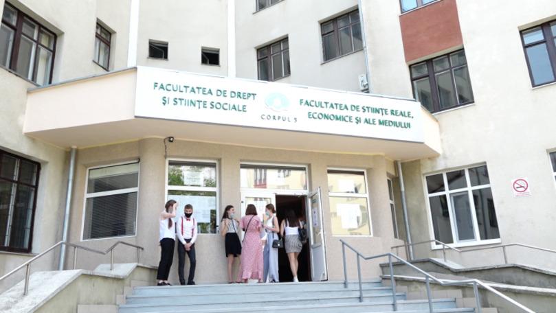 A început admiterea la Universitatea din Bălți: Cea mai solicitată specialitate