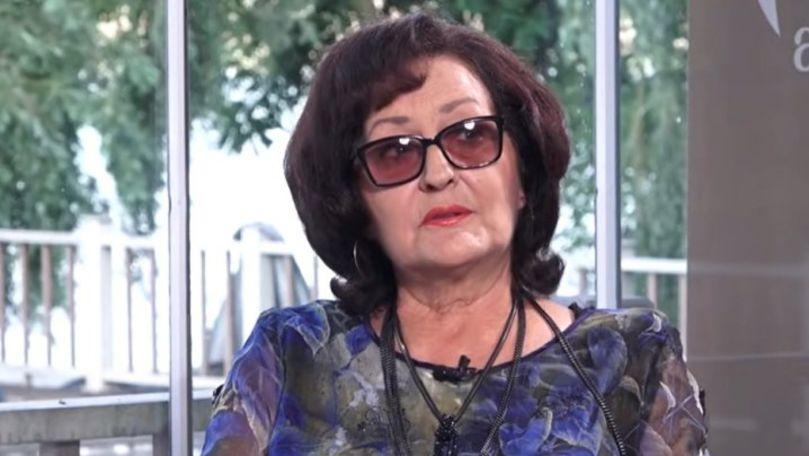 Cântăreaţa Olga Ciolacu a împlinit vârsta de 72 de ani