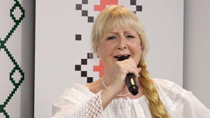 Interpreta de muzică populară Veronica Mihai a împlinit 76 ani