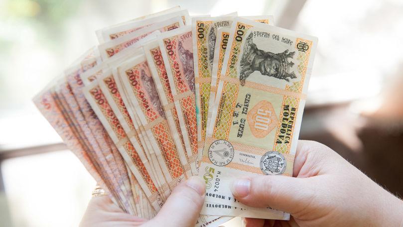 Mărimea pensiilor în R. Moldova a crescut cu 203 lei în anul 2020