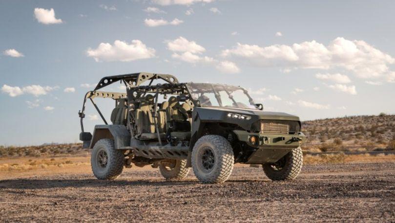 GM a câştigat un contract de producţie a unui nou vehicul militar pentru infanterie