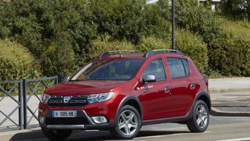 Dacia Sandero a fost cel mai bine vândut model în Spania