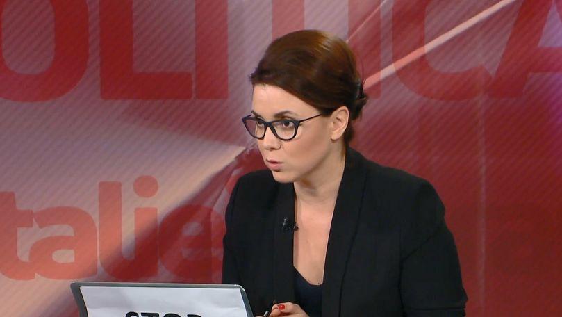 ONG-urile de media, îngrijorate în urma declarației Nataliei Morari