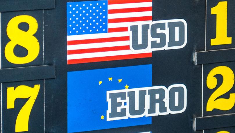 Curs valutar 16 septembrie 2021: Cât valorează un euro și un dolar