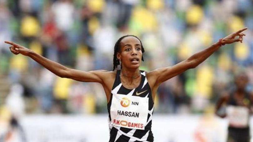 Record doborât: Cine e cea mai rapidă atletă din lume la 10.000 de metri