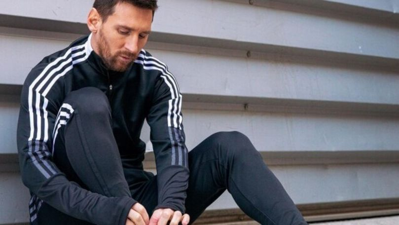 O fotografie postată de Messi, cea mai apreciată din istoria Instagram în domeniul sportiv