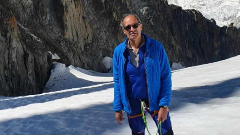 Un politician francez a trucat o fotografie făcută în masivul Mont Blanc