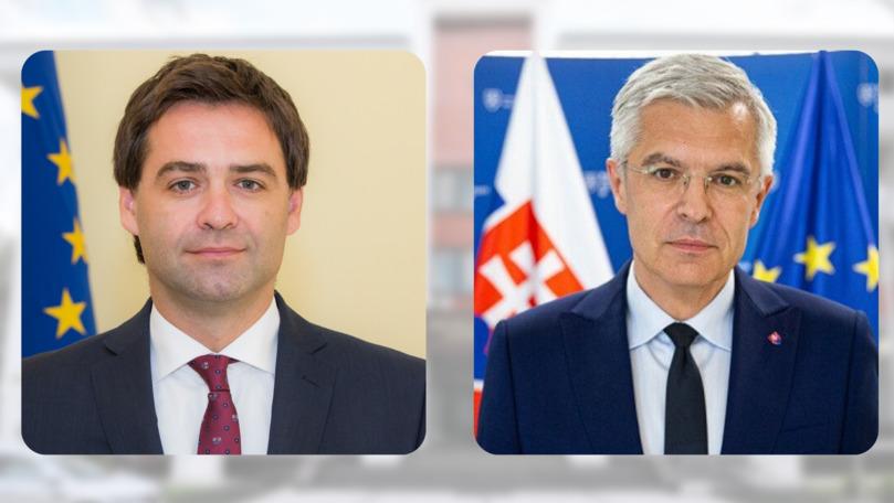 Ministrul slovac de Externe vine la Chișinău: Agenda vizitei