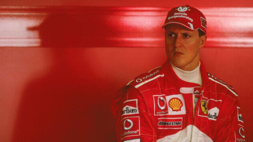 Presa spaniolă: Schumacher nu poate vorbi, dar comunică prin intermediul ochilor