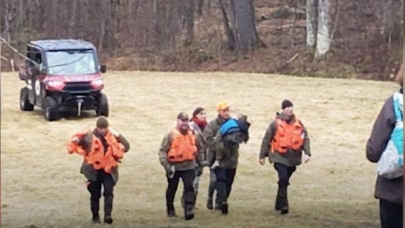 Canada: Copil de 3 ani dat dispărut într-o pădure, găsit teafăr după 3 zile