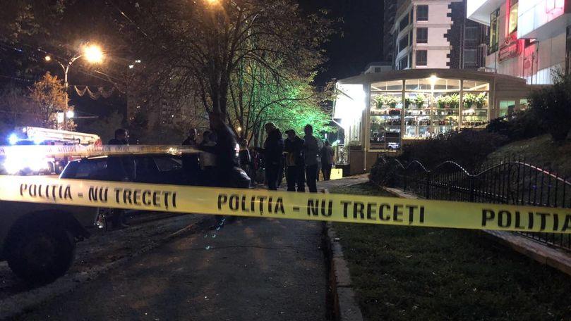 Explozie puternică într-un bloc din Capitală. Martori: Sunt 8 morți