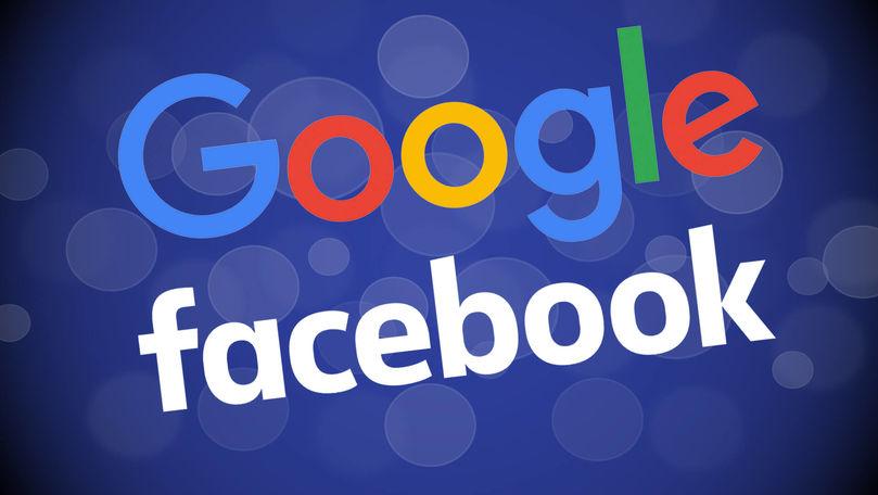 SFS: Câte milioane au declarat moldovenii de la Google și Facebook