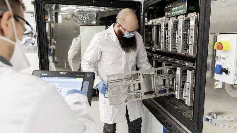 Volkswagen deschide un nou centru de cercetare în domeniul bateriilor